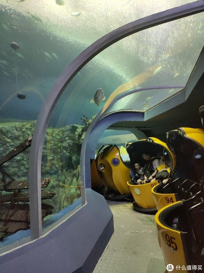 海洋互动船