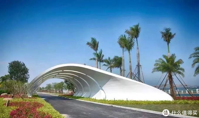 厦门滨海浪漫线—无敌海景、彩虹跑道、儿童乐园...美到飞起!