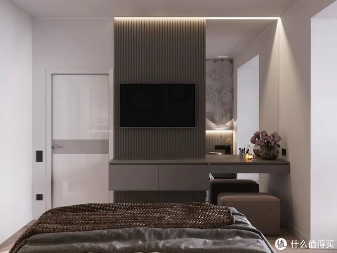 北京职场小姑娘的单身公寓,全屋黑色高级风,60㎡住出了精致感
