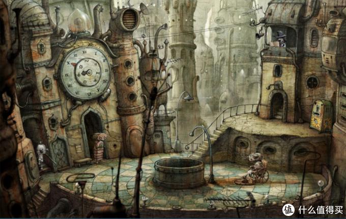 【福利】阔别十年的经典游戏:《机械迷城》折扣回归!