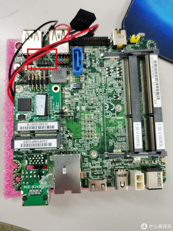 Intel D34010WYB/K 改装软路由