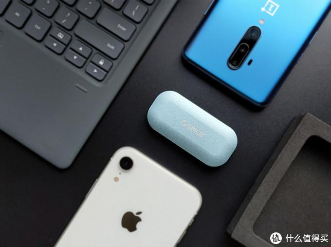 U盘的尺寸,SSD的性能——ORICO iMatch迷你移动固态硬盘