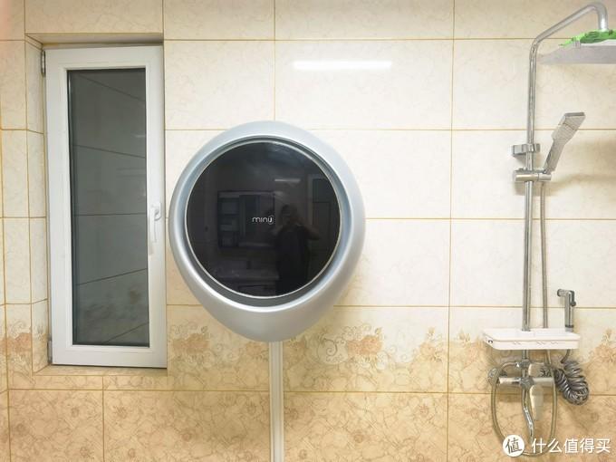 亲测告诉你为什么装第二台洗衣机,小吉壁挂洗烘一体机深度体验