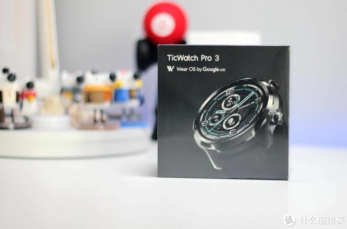骁龙4100加持,血氧心率eSIM长续航全有 - 实测性能的TicWatch Pro 3