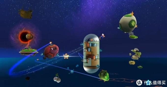 纪念35周岁的马里奥之《马里奥3D合集》