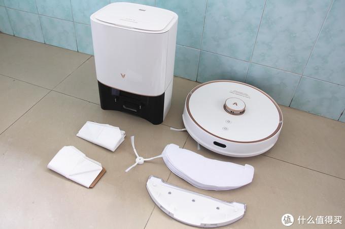 不想为每天的家居清洁而烦恼,30天清理一次垃圾,云米凌厉自动集尘扫拖机器人上手体验