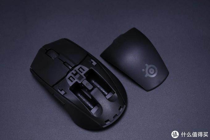 无线竞技鼠标可战否?实测赛睿Rival3 Wireless