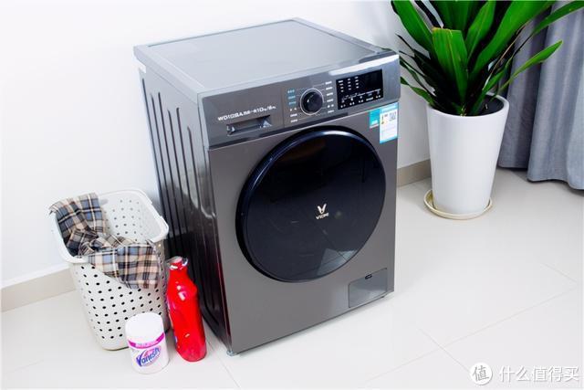 千元洗衣机也有烘干功能,云米互联网洗烘一体机10KG乐享版体验