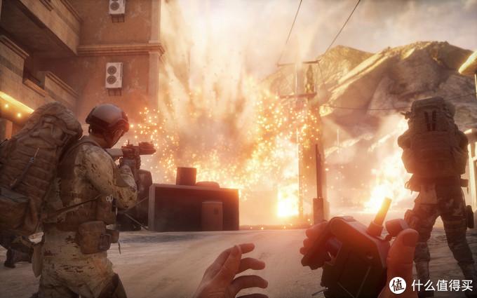 大型硬核射击类游戏推荐:带你体验什么叫真实!