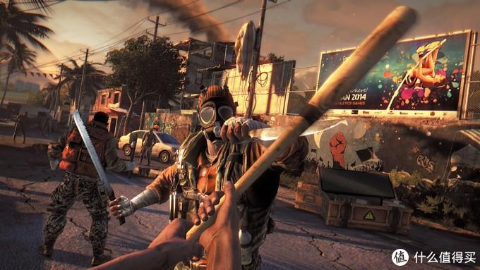 【福利】《消逝的光芒》限时优惠66%,体验僵尸横行的跑酷射击类游戏!