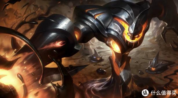 重返游戏:英雄联盟战地机甲新皮肤 液态金属扎克还原《终结者》