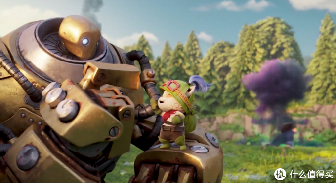 重返游戏:英雄联盟手游发布最新宣传CG 《You Really Got Me》