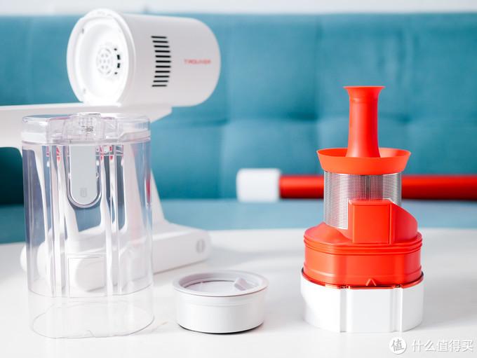 两款千元级别手持吸尘器对比,谁说新品牌就不能更厉害