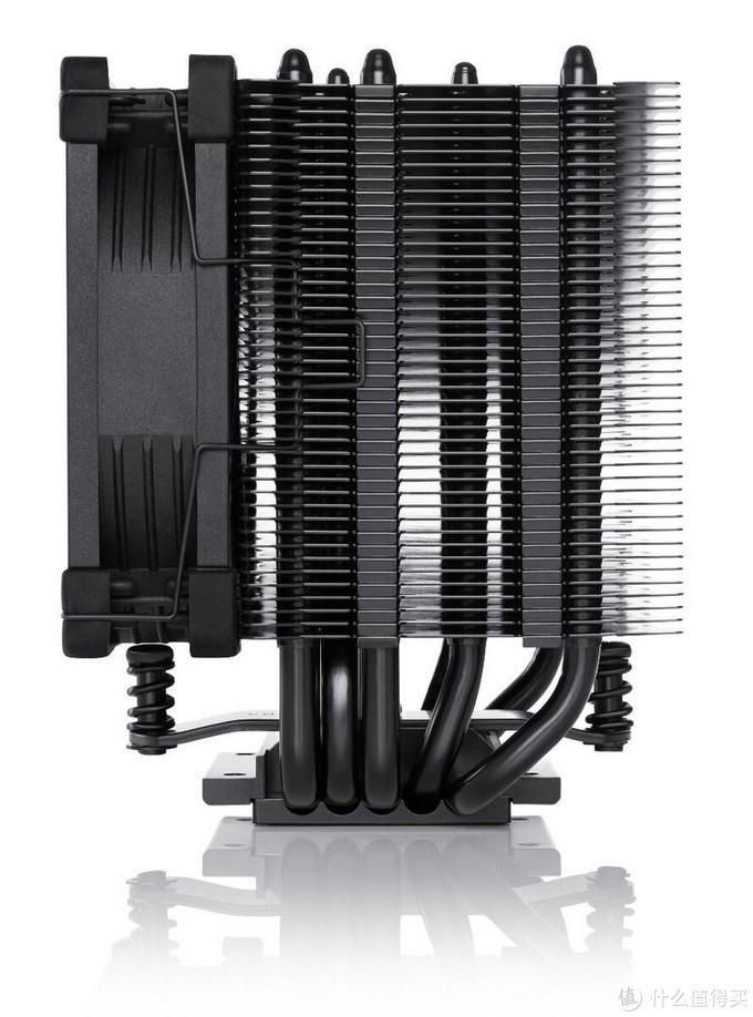 暗黑风冷家族再添新丁:猫头鹰发布NH-D15S、NH-U9S chromax.black散热器