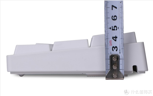 高度比薄膜键盘高许多