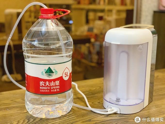 双11第一单速晒:泡茶饮水随意切换,冬日必备的鸣盏即热茶饮机