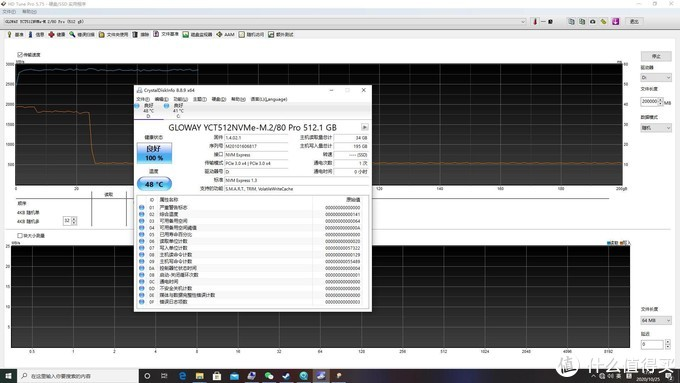 光威弈Pro M.2 SSD评测