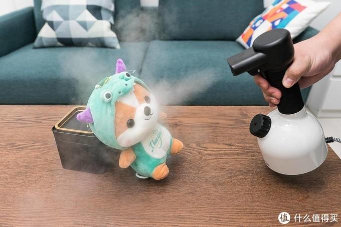 熨烫领域的劳斯莱斯,瑞士LAURASTAR手持杀菌挂烫机IGGI体验,专有干蒸汽技术,杀菌熨烫