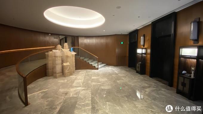 L层客房电梯厅