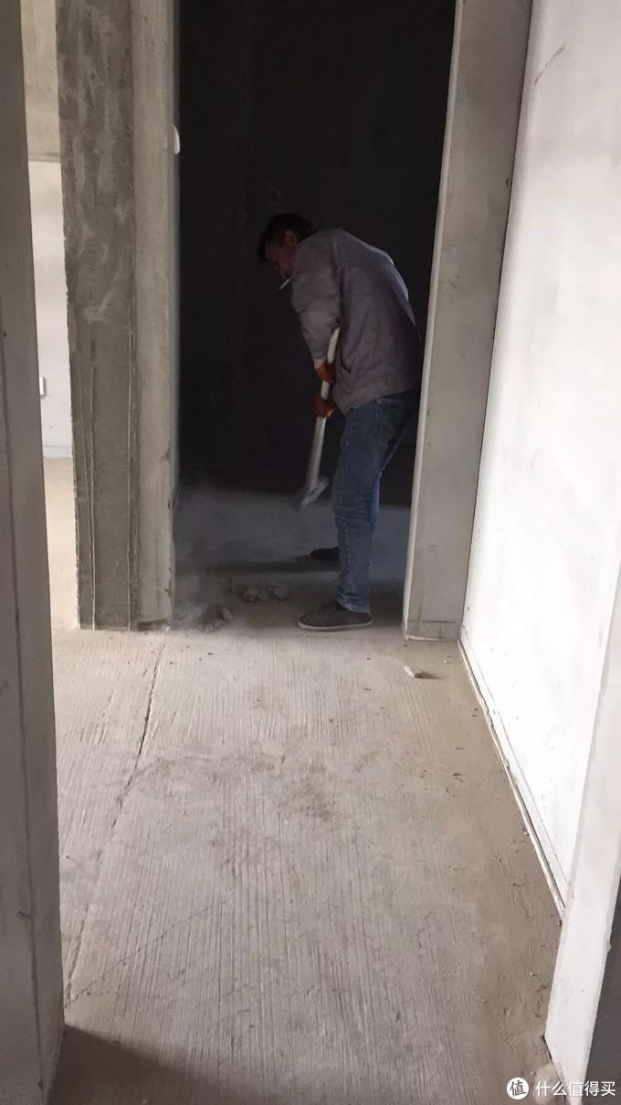 从入门到精通,顺利开工,收房/砌墙/水电改造