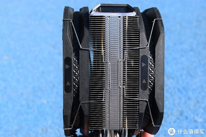 这次稳了吧?细节设计提升的九州风神AS500 Plus 风冷散热器搭配苏妈3800X实测