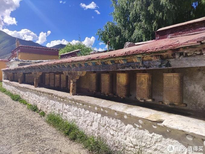 西藏之旅:七世纪的桑耶寺