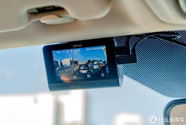 70迈4K A800评测:旗舰行车记录仪是什么样的?