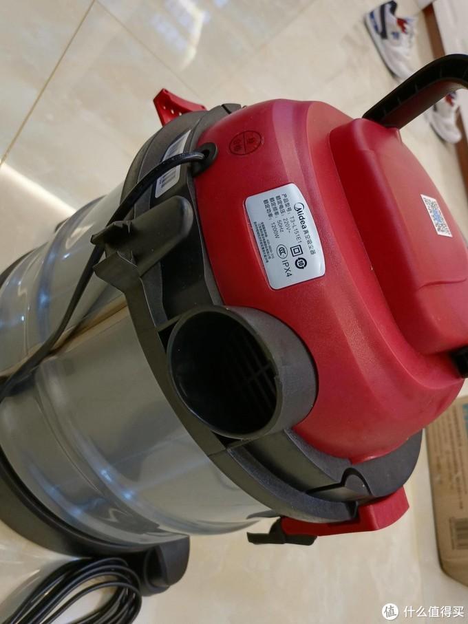 可爱的外观、多功能的用处——美的T3吸尘器测评体验