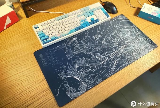 机械键盘&办公鼠标,我更加青睐黑爵水墨蜻蜓点水套装