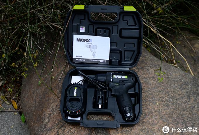简单好用、家庭必备的电动工具——威克士无刷锂电钻WE210体验