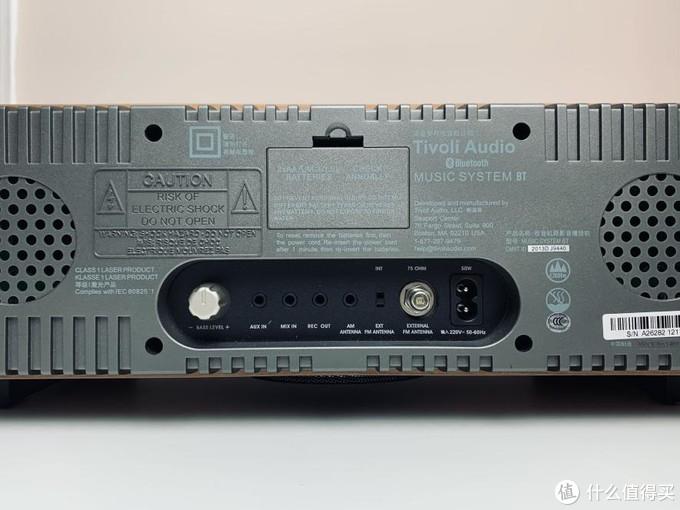 复古之选:流金岁月Tivoli Audio MSYBT音乐中心一体机简单开箱