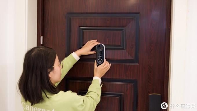 再也不用起床,门外有没有人用360智能门铃就够了