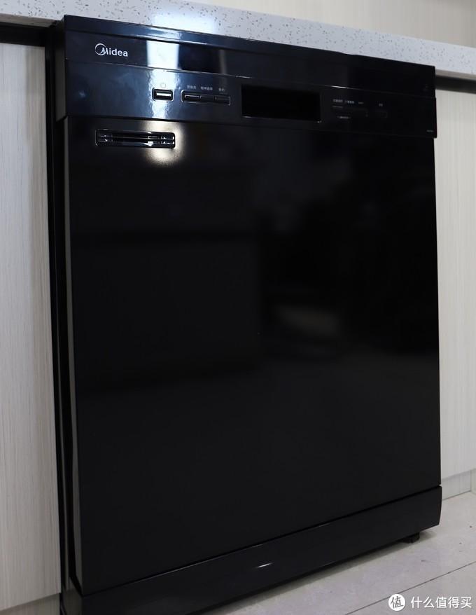 洗碗机真的好用么?美的13套洗碗机RX10 Pro 体验测评