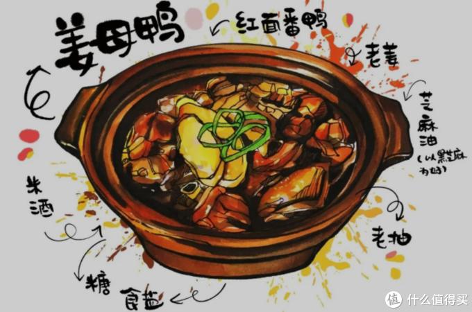 厦门人吃了几百年的姜母鸭,凭啥这么好吃?