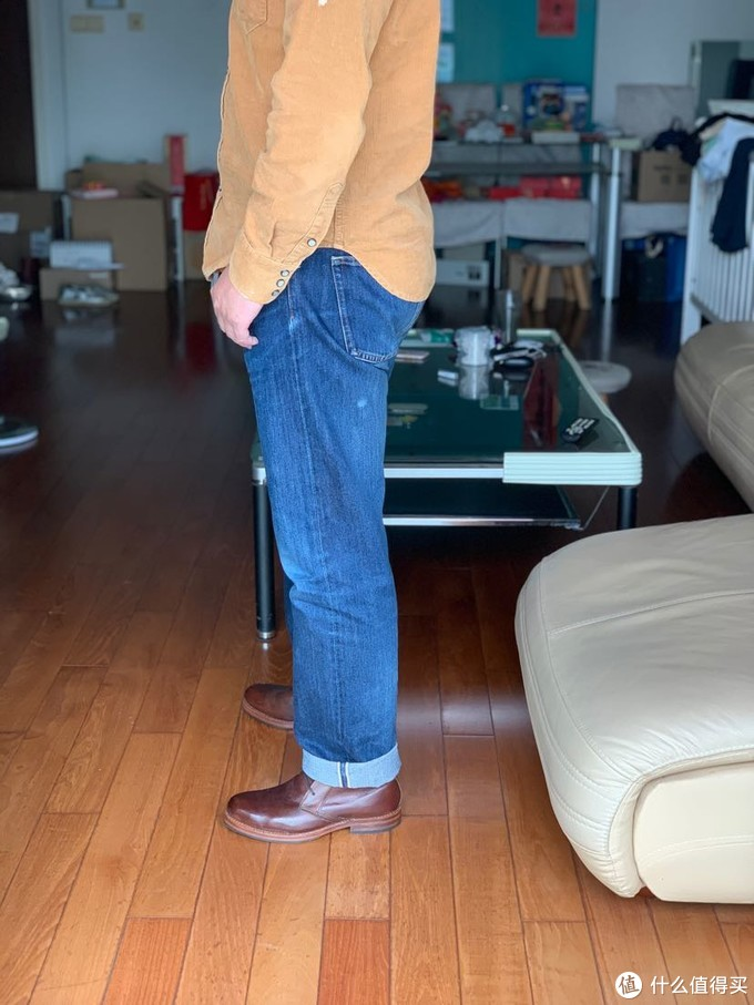 中年男的靴子 timberland American craft短靴