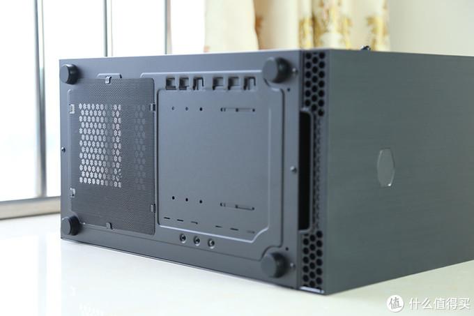 酷冷至尊智瞳MB400L侧透机箱助力旧平台轻松升级带光主机