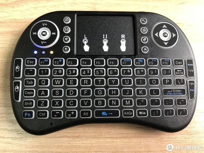 「就是捡垃圾」20元的迷你无线键盘,电视完美伴侣