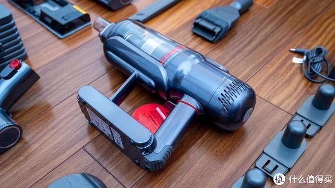 家庭全角度清洁小能手——小狗T12Pro无线手持吸尘器上手
