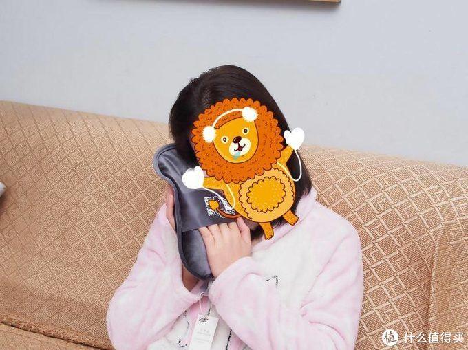 在寒冷的冬日给最爱的她一份温暖——源本生活热水袋DH-NS01