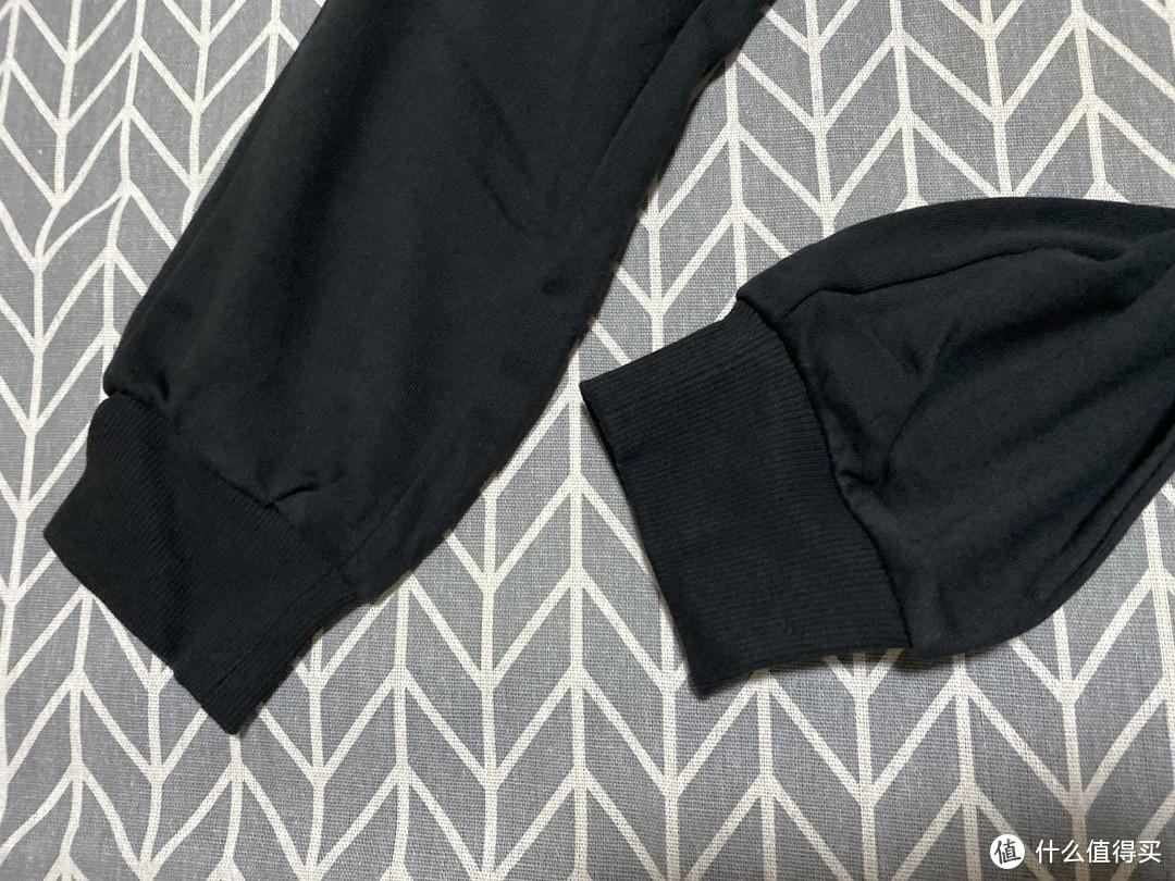 不到50块的CONVERSE星标儿童休闲裤
