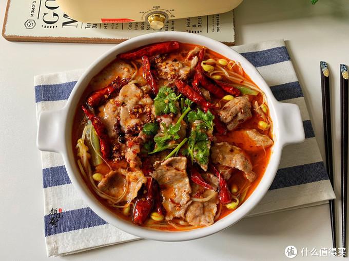 水煮肉片的家常做法,鲜香嫩滑又简单,连吃7天都不腻