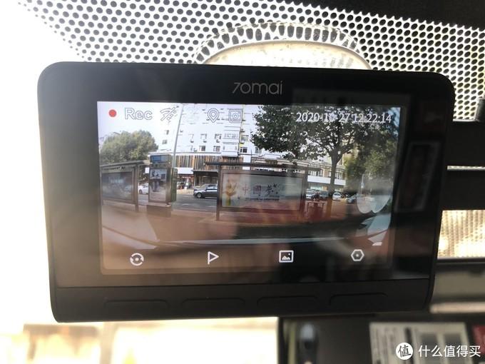 跑步进入4K时代——70迈A800智能行车记录仪