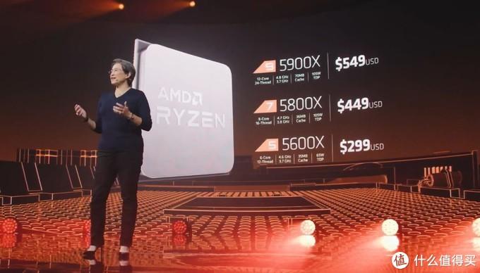 表现果然不俗:AMD新锐龙7 5800X、锐龙5 5600X性能偷跑