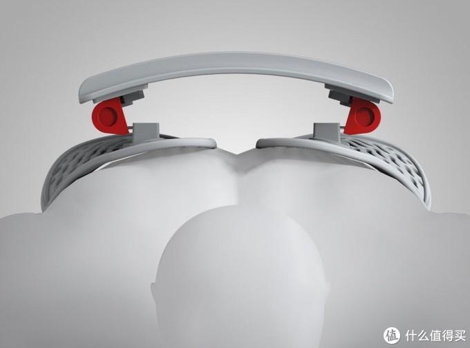 靠腰还得一个靠谱的腰靠,用这款人体工学可调背靠稳了