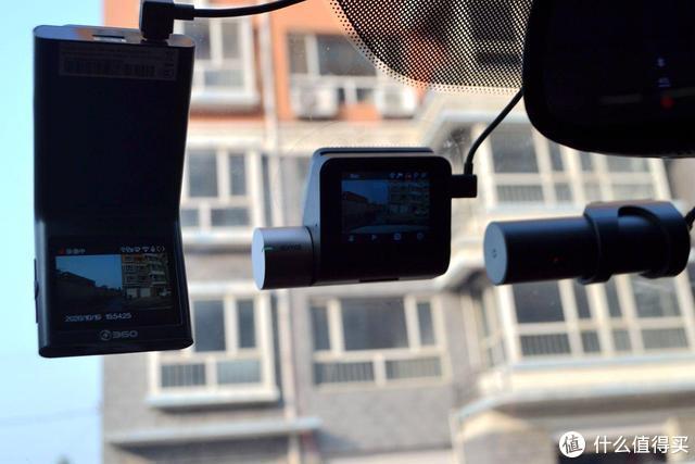 都是300多:70迈记录仪A500、盯盯拍MINI3、360G300对比评测谁更值得买