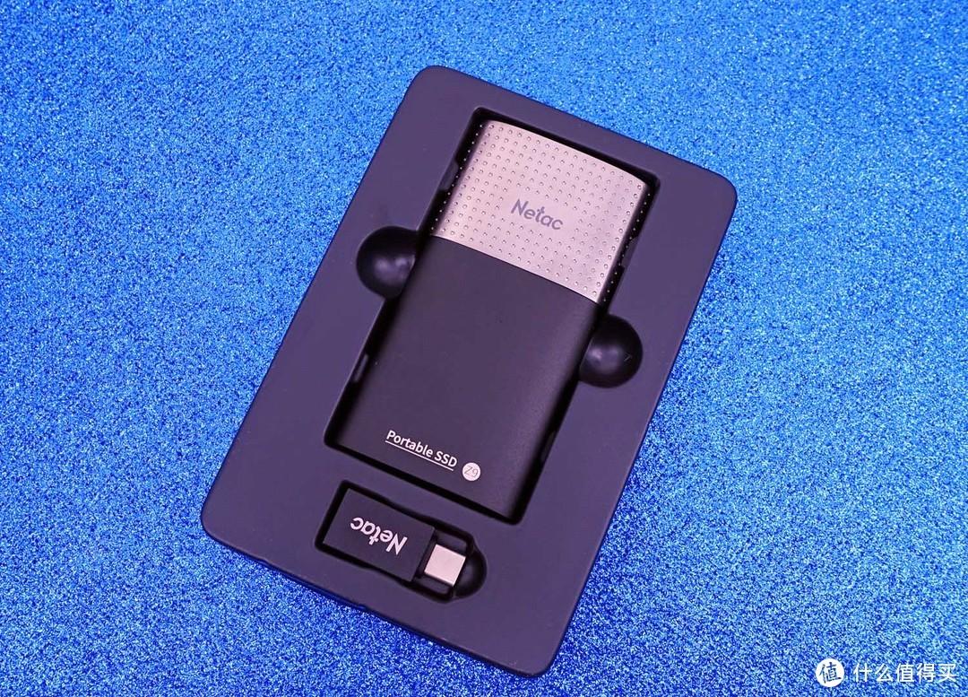 高速稳定的便携数据专家——朗科(Netac)Z9 Type-c USB 3.2移动固态硬盘评测