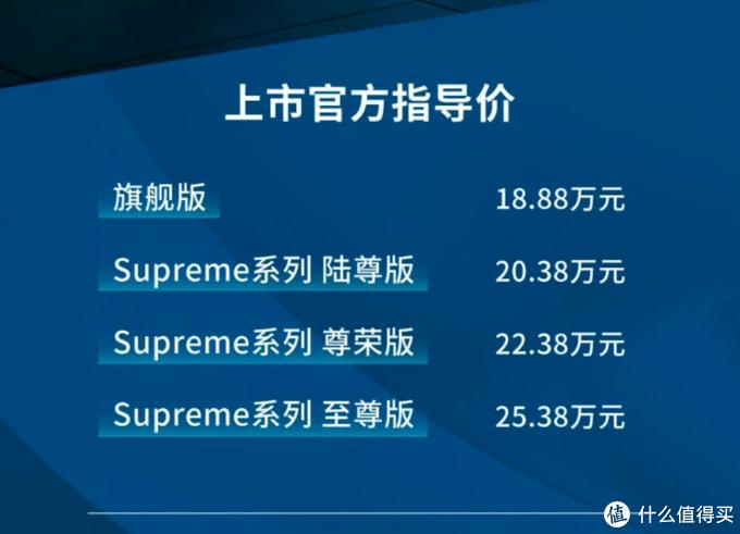 新车速递:荣威iMAX8正式上市