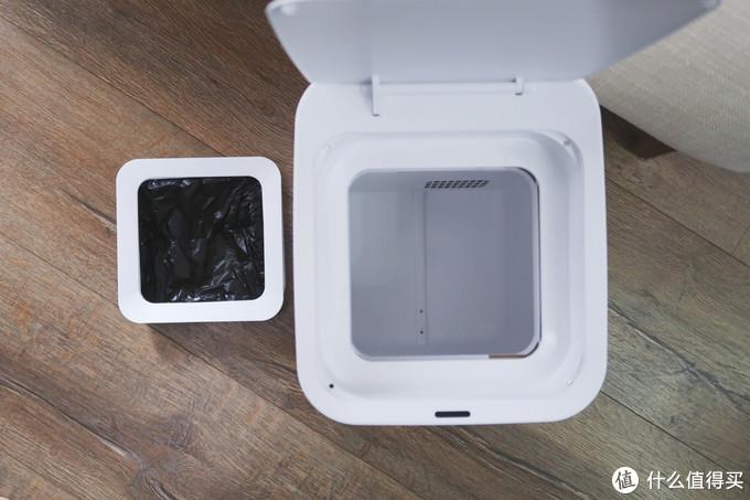 可能是目前最智能的垃圾桶,拓牛智能垃圾桶T1
