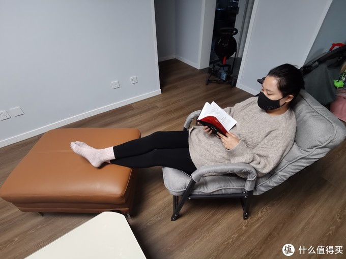 懒就彻底一点,可坐可躺的奥伦福特懒人沙发舒适体验