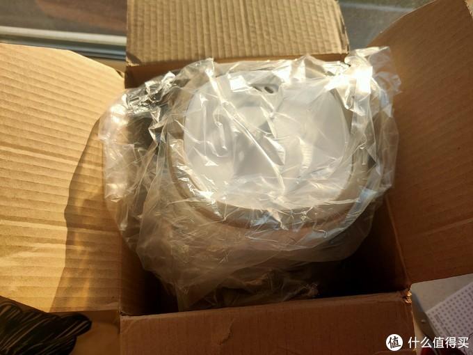 第一次幸运屋中奖晒单-DFH-A15D1蒸煮饭盒